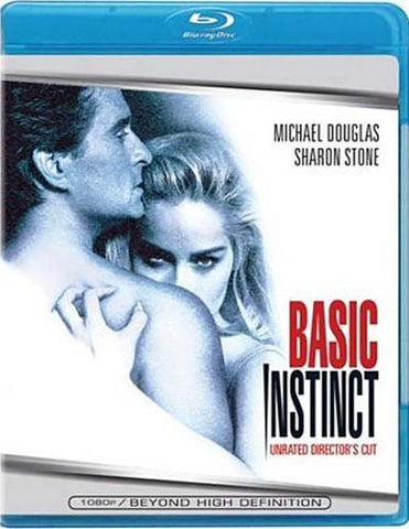 Basic Instinct (Unrated Director's Cut) (Blu-ray) BLU-RAY Movie