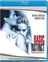 Basic Instinct (Unrated Director's Cut) (Blu-ray)