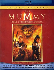 The Mummy - Tomb of the Dragon Emperor (Deluxe Edition) (Bilingual) (Blu-ray)