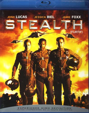 Stealth (Blu-ray) BLU-RAY Movie
