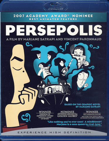 Persepolis (Blu-ray) BLU-RAY Movie
