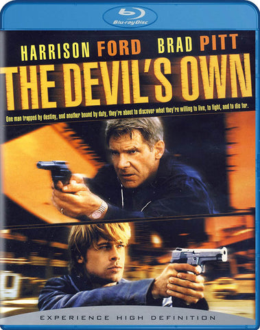 The Devil's Own (Blu-ray) BLU-RAY Movie