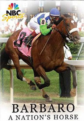 Barbaro - A Nation's Horse DVD Movie
