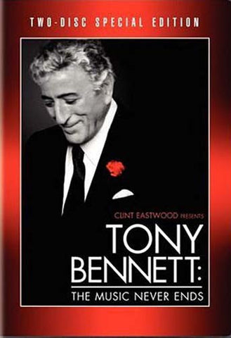 Tony Bennett : Music Never Ends DVD Movie