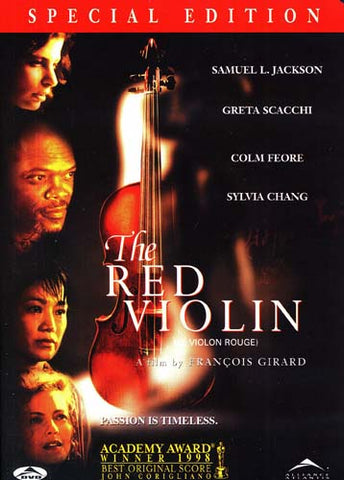 The Red Violin (Special Edition) (Bilingual) DVD Movie