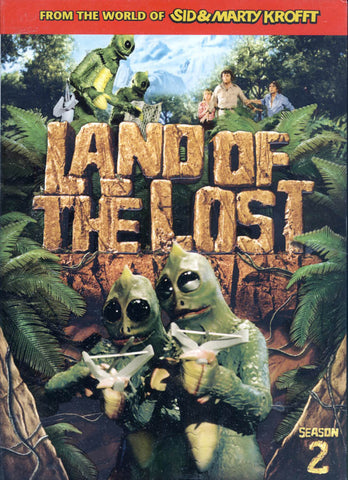 Land of the Lost - The Complete Second Season (Boxset) DVD Movie