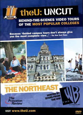 The U - Uncut - The North East DVD Movie