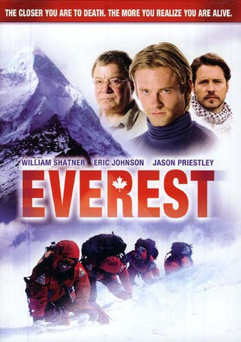 Everest DVD Movie