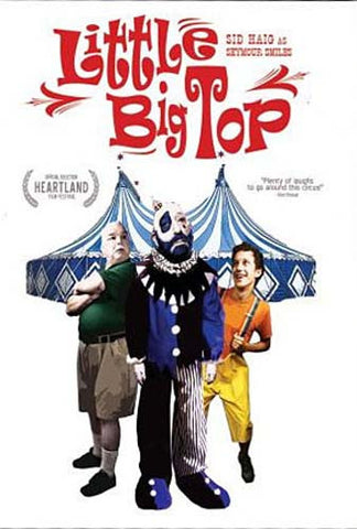 Little Big Top DVD Movie
