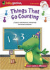 Baby Genius - Things That Go Counting (With Bonus CD) DVD Movie