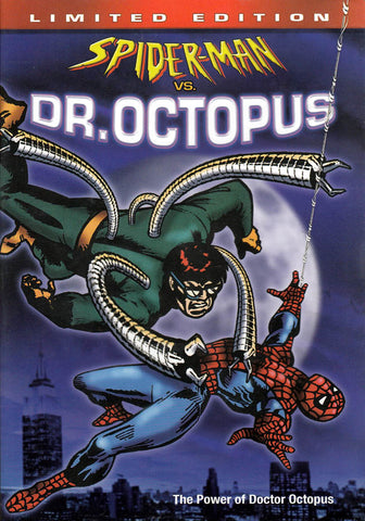 Spider-Man Vs. Dr. Octopus DVD Movie