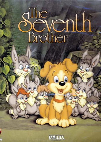 The Seventh Brother DVD Movie
