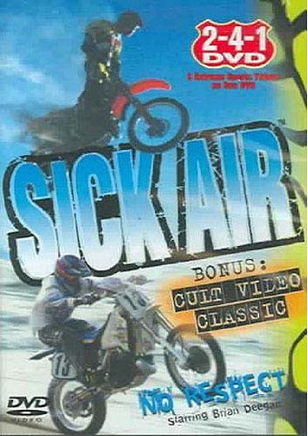 Sick Air - Cult Video Classics DVD Movie