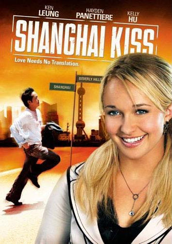 Shanghai Kiss DVD Movie