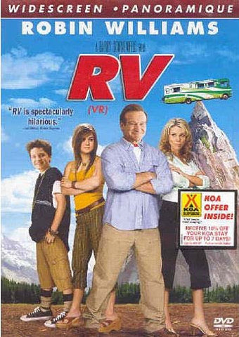 RV (Widescreen Edition) DVD Movie