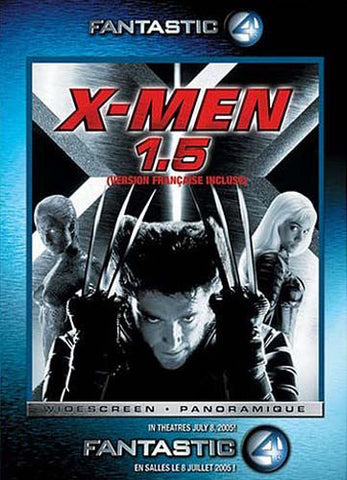 X-Men 1.5 (Widescreen) DVD Movie