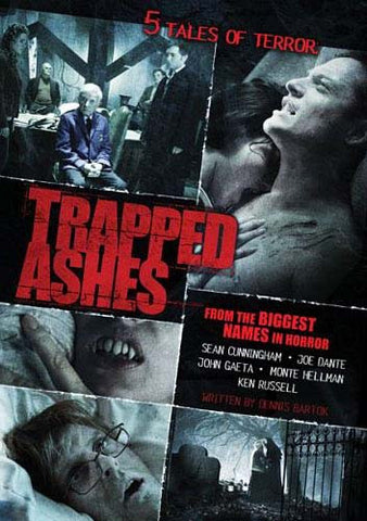 Trapped Ashes DVD Movie