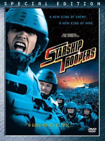 Starship Troopers (Special Edition) DVD Movie