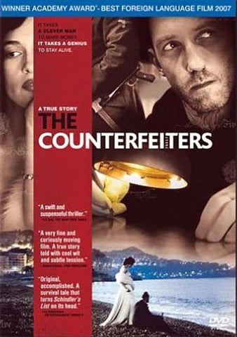 The Counterfeiters DVD Movie