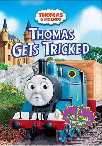 Thomas and Friends - Thomas Gets Tricked DVD Movie