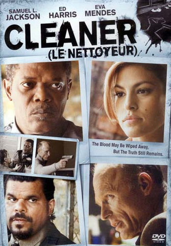 Cleaner (Bilingual) DVD Movie
