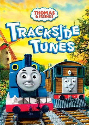 Thomas And Friends - Trackside Tunes DVD Movie