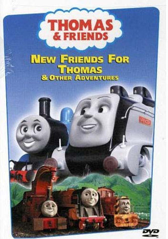 Thomas And Friends - New Friends For Thomas DVD Movie