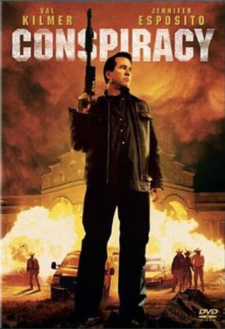 Conspiracy (Val Kilmer) DVD Movie