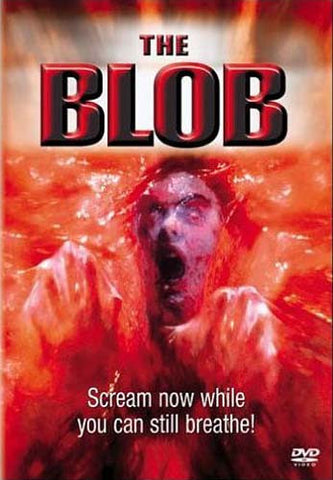 The Blob DVD Movie