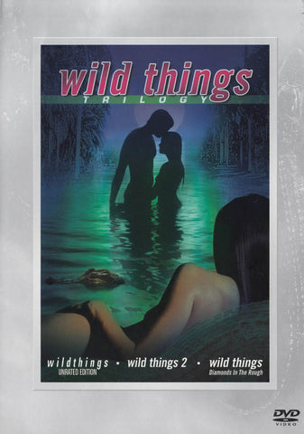 Wild Things Trilogy (Wild Things / Wild Things 2 / Wild Things: Diamonds In The Rough) (Keepcase) DVD Movie