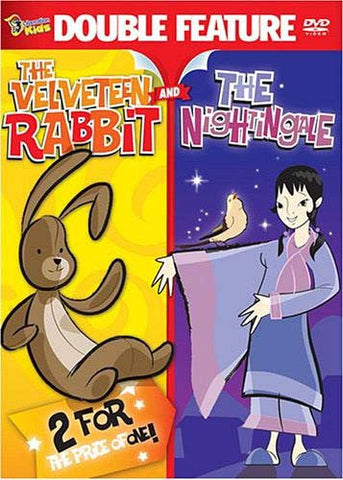 The Velveteen Rabbit/The Nightingale (Kids Double Feature) DVD Movie
