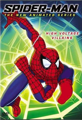 Spider-Man - The New Animated Series - High Voltage Villains (Vol. 2) DVD Movie