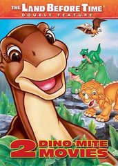 The Land Before Time - 2 Dino Movies (Double Feature)(Bilingual)