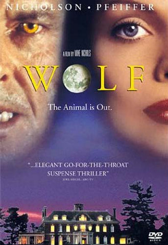 Wolf (Keep Case) DVD Movie
