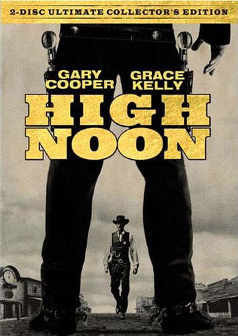 High Noon (2-Disc Ultimate Collector s Edition) (MAPLE) DVD Movie