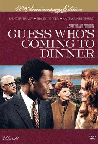 Guess Who's Coming to Dinner (Two Disc 40th Anniversary Edition) DVD Movie