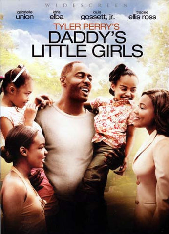 Tyler Perry's Daddy's Little Girls (Widescreen Edition) DVD Movie