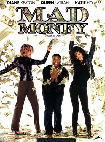 Mad Money(Bilingual) DVD Movie