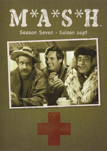 M*A*S*H Season 7(Bilingual) DVD Movie