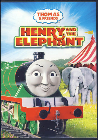 Thomas And Friends - Henry and the Elephant DVD Movie