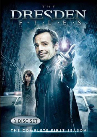 The Dresden Files - The Complete First Season (Boxset) DVD Movie