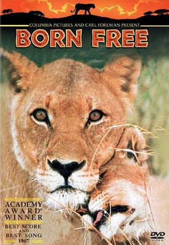 Born Free DVD Movie