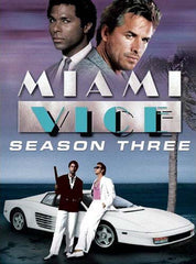 Miami Vice - Season Three (3) (Boxset) (USED)