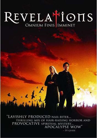 Revelations - Omnium Finis Imminet (Boxset) DVD Movie