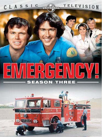 Emergency - Season 3 (Boxset) DVD Movie