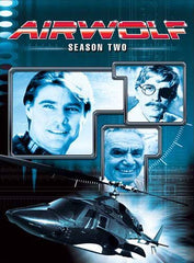 Airwolf - Season 2 (Boxset)