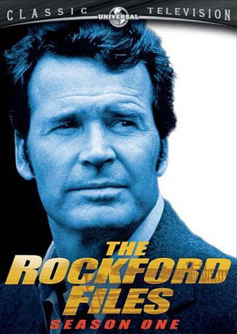 The Rockford Files - Season One (1) (Boxset) DVD Movie