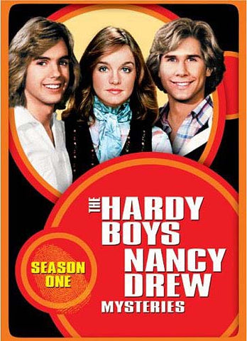 The Hardy Boys/Nancy Drew Mysteries - Season One (Boxset) DVD Movie