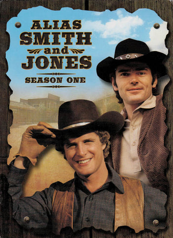 Alias Smith and Jones - Season One (Boxset) DVD Movie