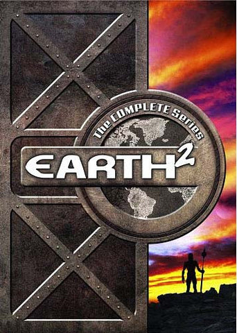 Earth 2 - The Complete Series (Boxset) DVD Movie